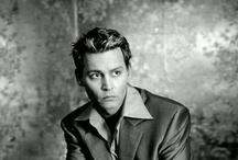 Celebrities - johnny depp / #Johnny Depp / by Sandra Glover