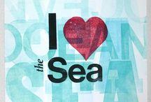 Coastal Style, Jewelry, Seaglass