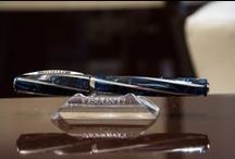 Regular Editions / Highly conceptual in shape, the regular editions are distinct in many ways. The writing instrument is conceived as both a necessary complement to a person's accessories and as a means of communication, with the distinct features that define the Visconti brand.