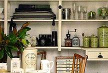 Mutfak Ardiye / Kitchen Storage