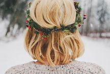Hair & girls