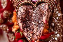 Mehndi / by Jasmine Singh