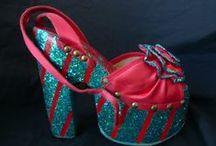 1970s Platform Shoes & Boots