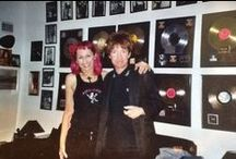 Glitter Rock/Rodney Bingenheimer's English Disco/English Disco Kids / DEDICATED TO DEBRA ANN~~THANK YOU FOR ALL OF YOUR HARD WORK FINDING THE SABEL PICS...SABEL LOVED YOU!