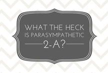 For Parasympathetic (2-A) / A collection of recipes for Parasympathetic Dominant Metabolic Type, otherwise known as a Protein Type