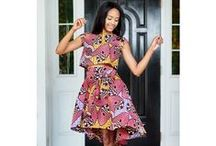 D'IYANU Pieces / Contemporary African Inspired Fashion