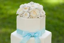 Dream Wedding Cakes / Let them eat cake! (but make sure it's YOUR favourite)