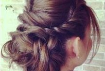 Hair styling♥