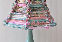 stofFUN ♥ fabric scraps / Fun DIY ideas for all your fabric scraps.