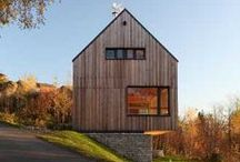 drevostavby | wood houses