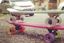 pennyboard / i wish I could own all of these