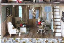 Miniatures & dolls houses Tuto DiY / Lilly au Pays des merveilles ...  des Mignattures & du rêve