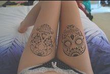 mexican skulls ☠❤