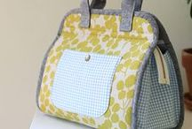 SEWING - BAGS / Your place for all those cool bags, purses, totes, baskets, pouches in one place so that you can easily find them.