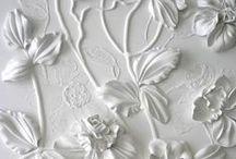 Inspiration #Blanc / couleur et texture