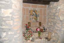 Madonna del Lecino / Edicola Votiva in mezzo al bosco fra Narni Fornole e Montoro