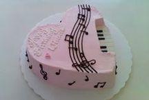 Wedding & design cake