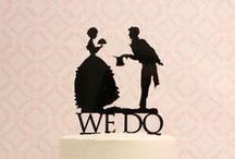 Wedding cake topper / #funny #cut #amazing