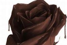 Food Art ☽↡☾ Sculpture Chocolat / #chocolat #sculpture #patisserie