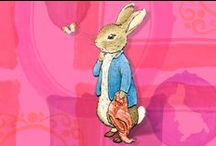 Peter Rabbit / There are few children's storybooks as timeless as The Tale of Peter Rabbit. Yet, as one of Nickelodeon's newly acquired properties, Peter was in desperate need of an update. Chase was engaged to develop a contemporary product and apparel program that brought Peter and his friends into the 21st Century.