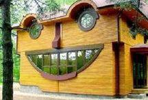Houses ?! / #maison #amazing #inhabituel