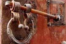 Portes & Serrures / #porte #serrure #keyhole #door