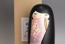 Kokeshi / #japon #poupée #doll
