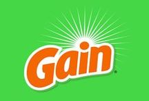 Gain / Gain laundry detergent had become a billion dollar brand based on its consumers love of it's amazing scents – but it didn't dress the part. Chase was asked to re-imagine what the visual language for scent looked like for a brand that was already pleasing people once they cracked the cap.