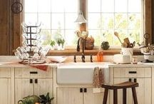 Decorating - farmhouse style
