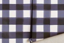 Check Please / We're crushing on gingham and checks.