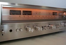 Vintage Audio / by Matt Bachardy, Assoc. AIA