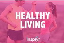 Healthy Living / Let's just keep illness, disease, and all that other nasty stuff away. Here are some tips on general healthy living.