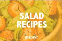 Salad Recipes / Yum! Here are the best fresh salad recipes.