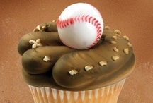 Baseball Birthday Cake / Baseball Birthday & Party Cakes, Cupcakes, Cookies, and Cake Pops