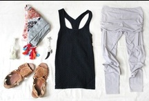 """""""What to Wear"""" on the Weekend Getaway / Don't know what to pack for the Weekend Getaway. Here are some ideas!"""