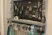 Storage Ideas for your accessories / Some great tips and solutions for keeping all your treasured items.