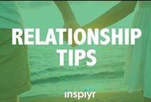Relationship Tips / Healthy relationships make for a happy life. Here's some interesting relationship tips on friendships, family, and romance (smooch smooch).
