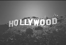 Hollywood / The Chateau, Beverley Hills Hotel..., love old school Hollywood, mixed with retro and slightly updated with slightly more grunge urban Hollywood images.. (Rather than celebrity bling)!