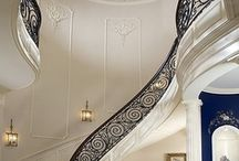 Sweeping Staircases