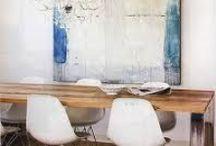 Art Statement in interiors