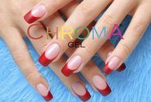 Chroma Gel 1 Step Gel Polish / Chroma Gel 1 Step Gel Nail Polish