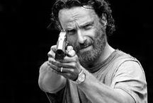 Walking Dead / Andrew Lincoln / by Carrie Quatto