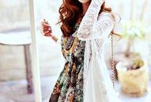 korean fashion / милый, женственный стиль из Кореи