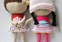 Dolls and other stuffed toys