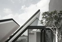 Roof spaces / Discovery building