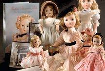 Dolls -Madame Alexander / Vintage dolls / by Connie Fulton