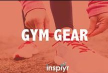 Gym Gear / Why not work out in style? Here's the best gym gear out there.