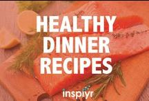 Healthy Dinner Recipes / Whether you're looking for quick & easy-to-make meals or something more fancy, check out these healthy dinner recipes!