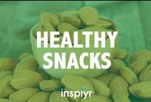 Healthy Snacks / Snacking is known as the notorious diet-ruiner...but you can indulge in these healthy snacks and stick to your nutritious lifestyle!