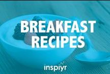 Breakfast Recipes / They say breakfast is the most important meal of the day, so let's keep it healthy, shall we? Here are some sweet (and salty) breakfast recipes.